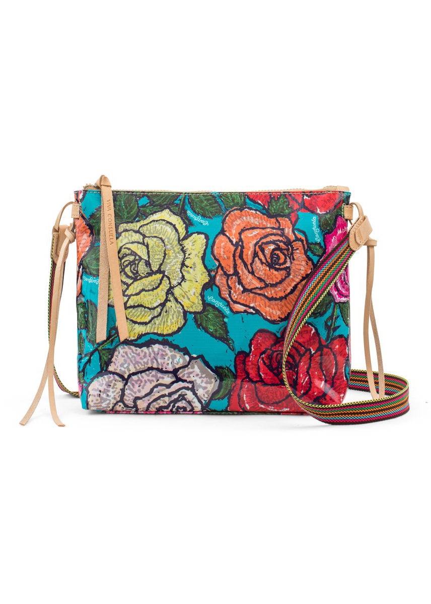 Downtown Crossbody- Rosie By Consuela RESTOCK