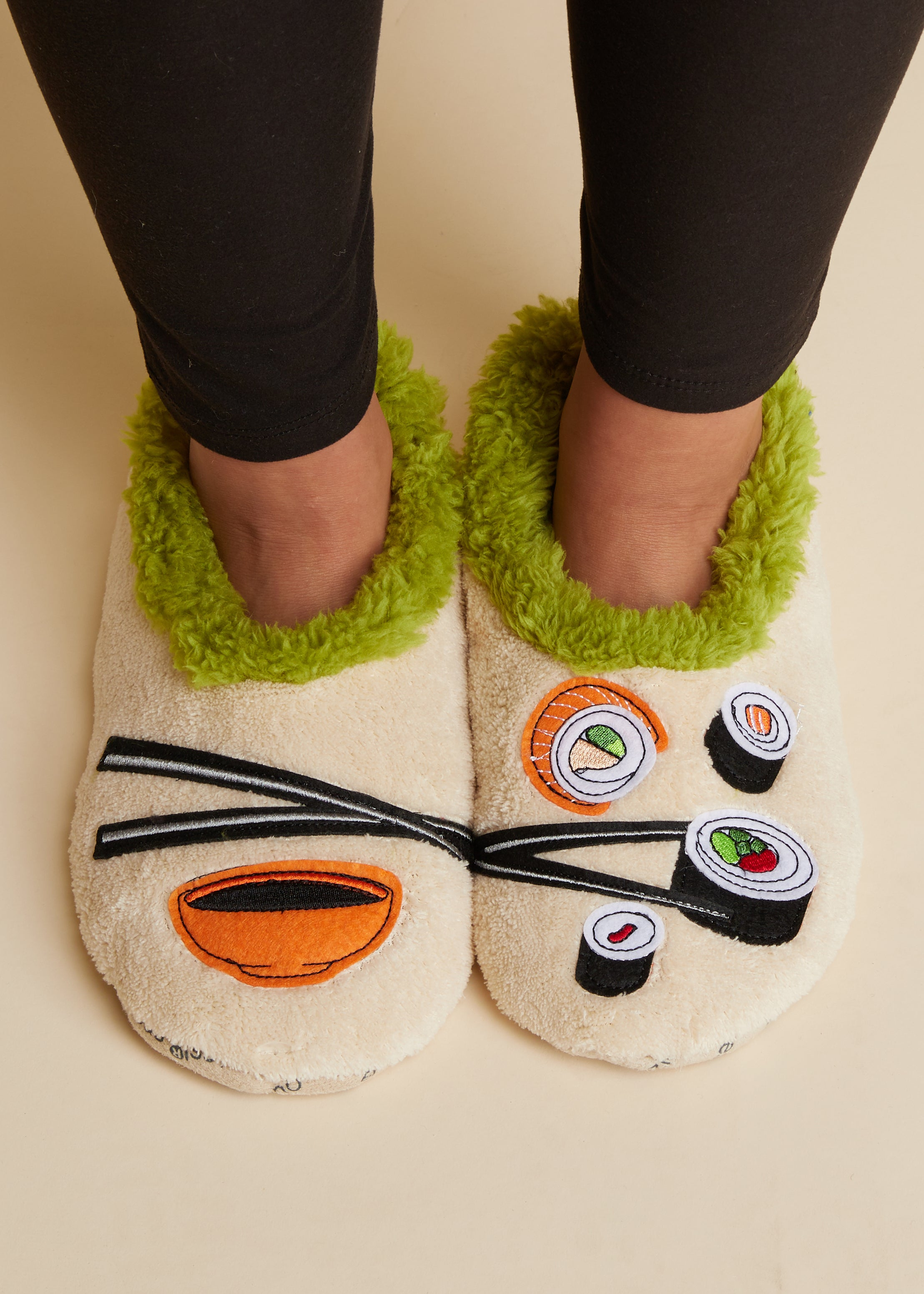 Sushi Snoozies Slippers