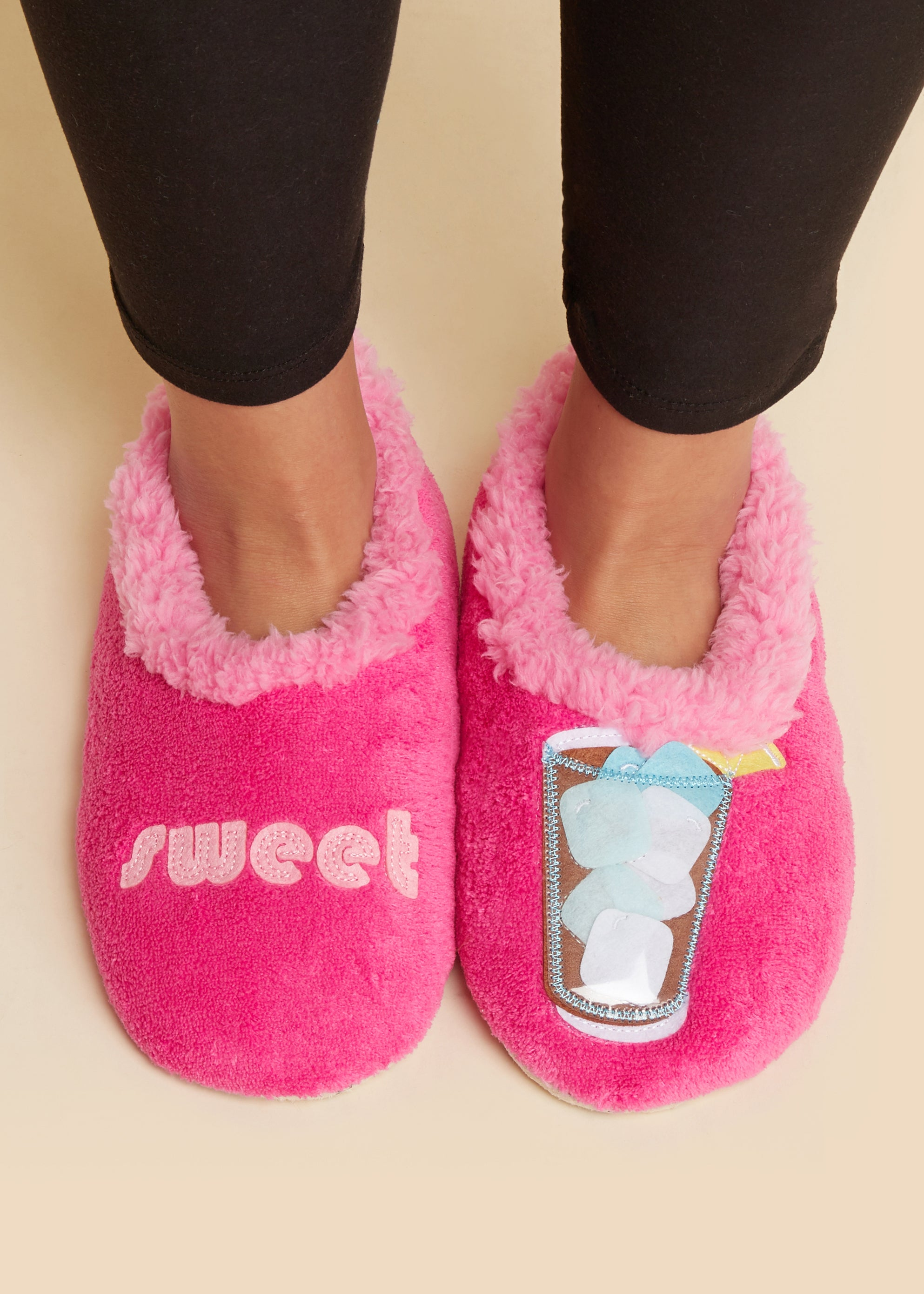 Sweet Tea Snoozies Slippers