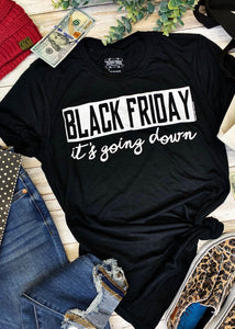 Black Friday Tee - FINAL SALE