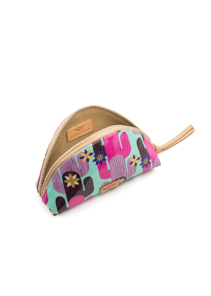 Medium Cosmetic Bag- Buffy Spike By Consuela