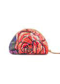 Large Cosmetic Bag- Royal Rosie By Consuela