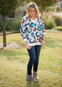 Spotted in Sedona Sweater  - FINAL SALE