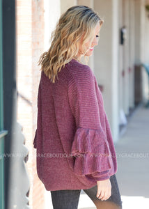 Madelyn Sweater Cardigan