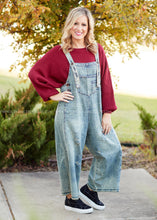 Load image into Gallery viewer, Emie Overalls- DENIM