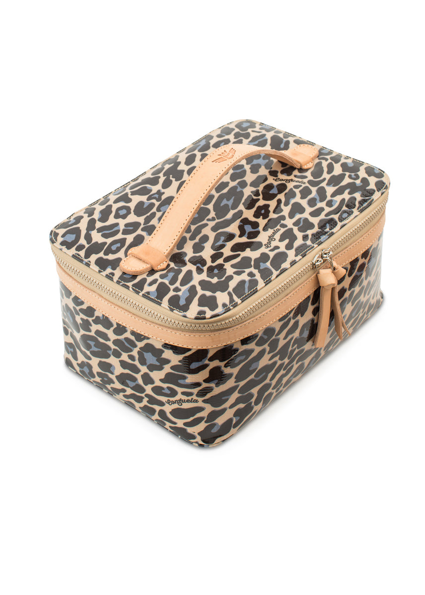 Train Case- Blue Jag By Consuela RESTOCK