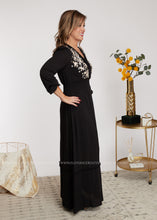 Load image into Gallery viewer, Stevie Embroidered Dress - FINAL SALE