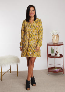 Walking On Sunshine Dress - FINAL SALE