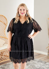 Load image into Gallery viewer, RSVP Lace Dress