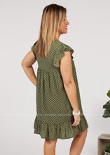 Load image into Gallery viewer, Savannah Embroidered Dress  - FINAL SALE