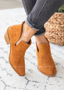 Stassi Bootie by Corkys - BROWN