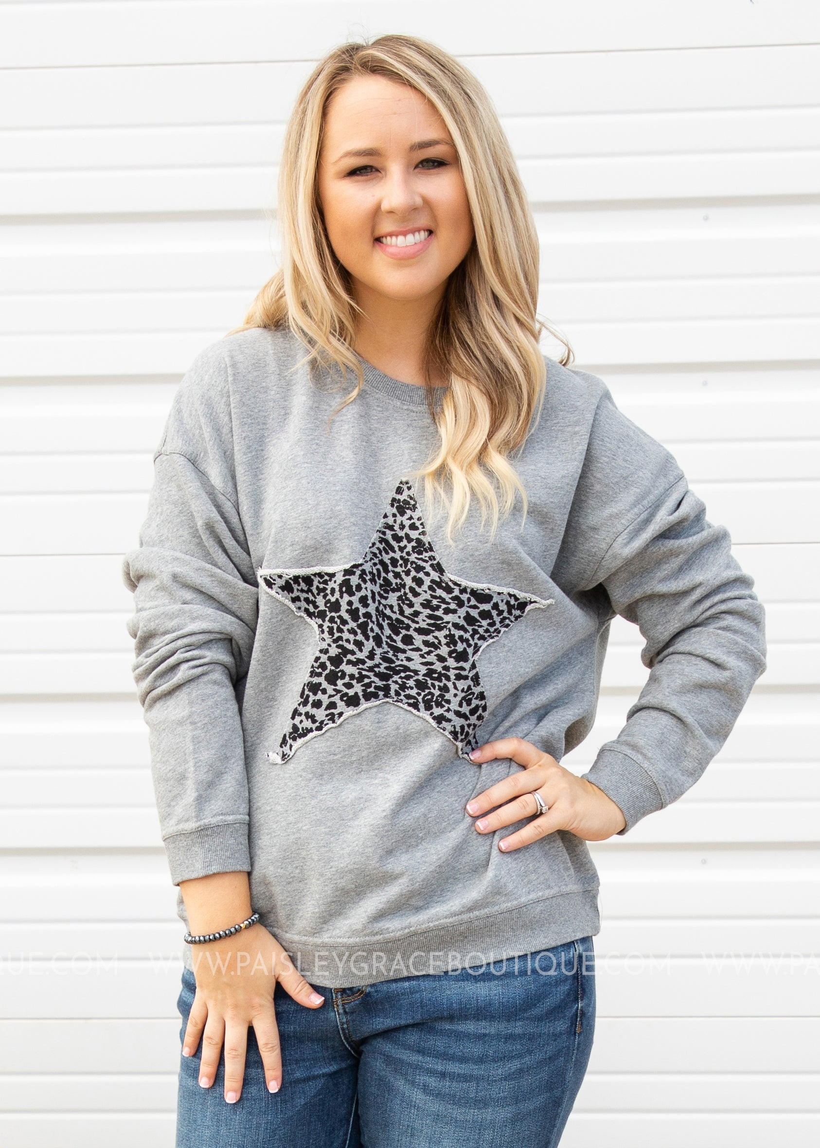 Upon the Stars Sweatshirt