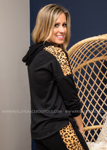 Load image into Gallery viewer, Lounging in Leopard- TOP