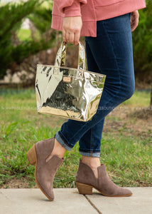 Grab 'N' Go Mini, Goldi Gold by Consuela