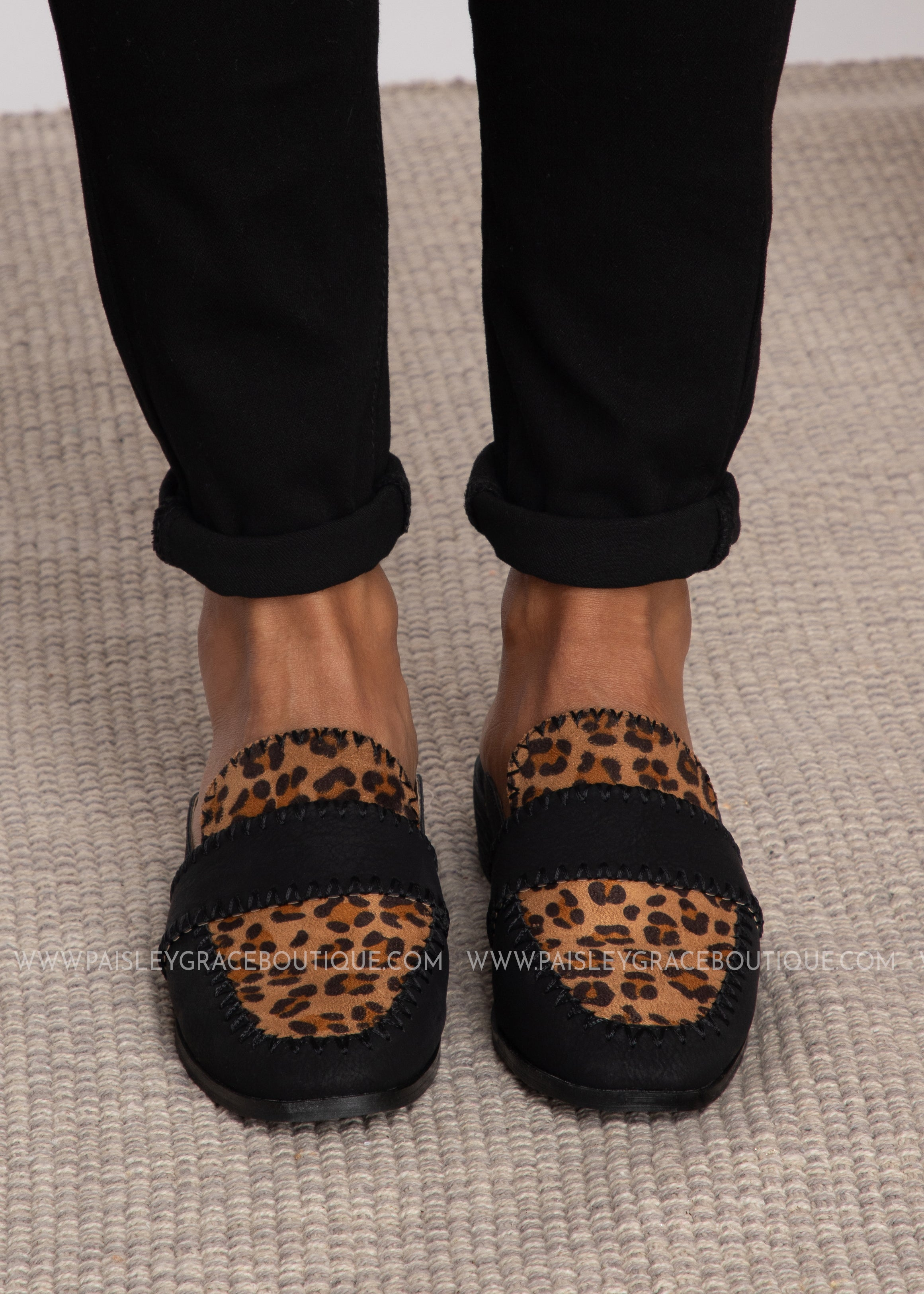 Canterbury Slides by Corkys-LEOPARD