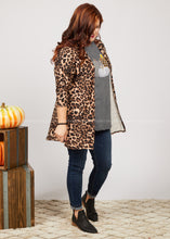 Load image into Gallery viewer, Let There Be Leopard Cardigan