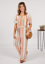 Load image into Gallery viewer, Cabana Escape Jumpsuit - Final Sale