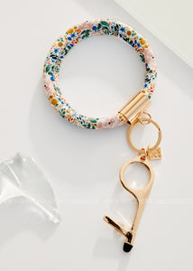 Clean Key Bracelet - Autumn Blossom