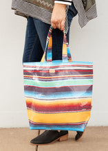 Load image into Gallery viewer, Grab 'N' Go Basic - Deanna Canvas Stripe