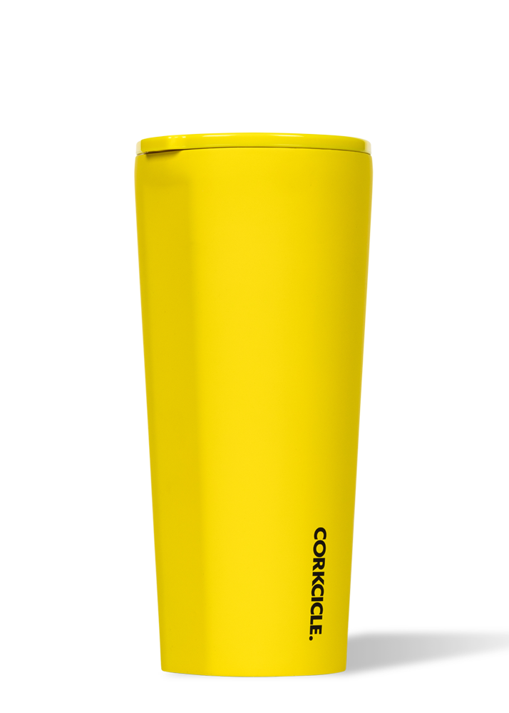 Neon Yellow Tumbler-24 oz. By Corkcicle