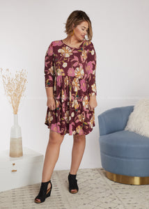 Downtown Darling Dress - FINAL SALE