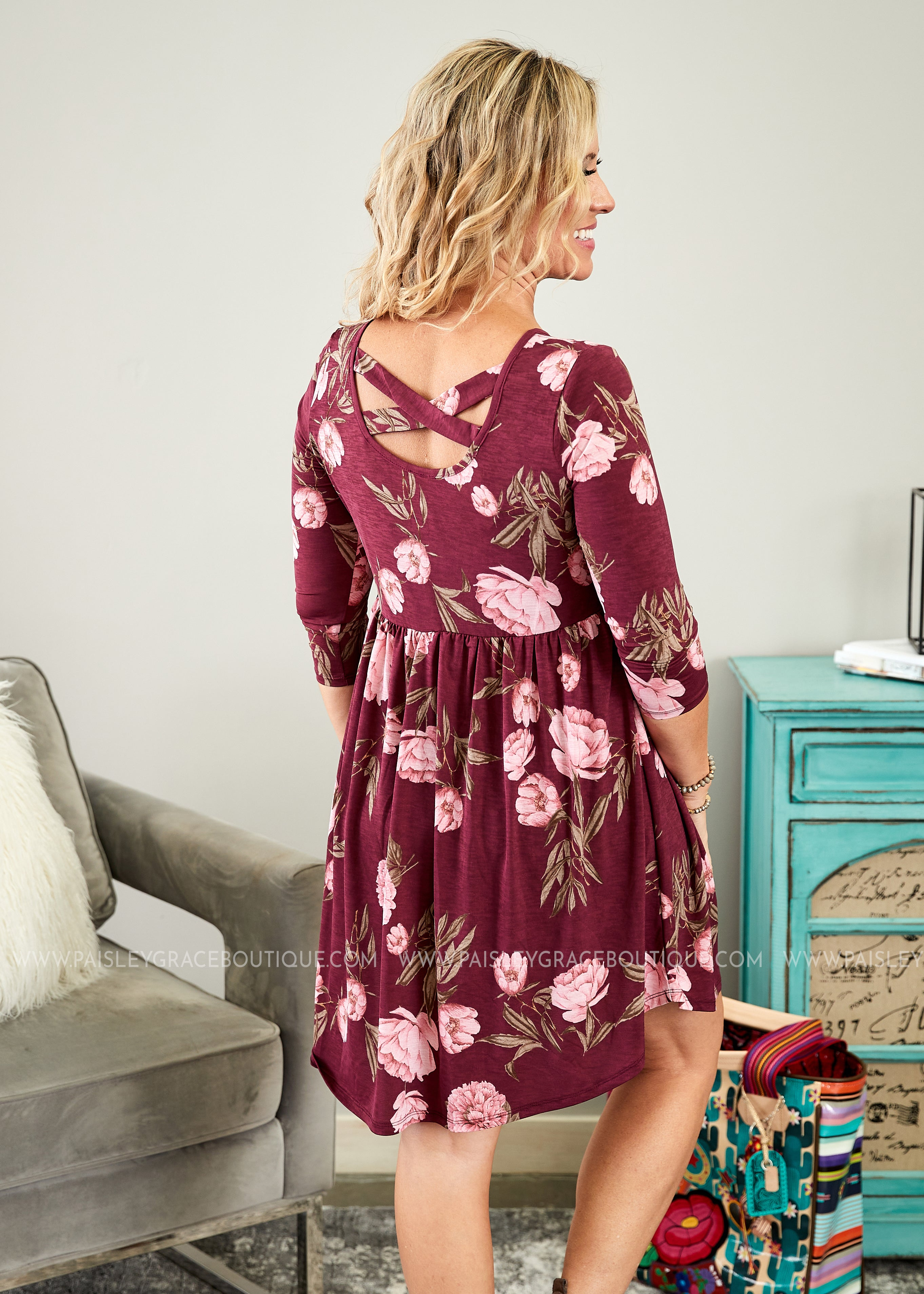 Floral Muse Dress