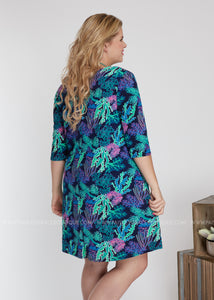 Under The Sea Dress - FINAL SALE