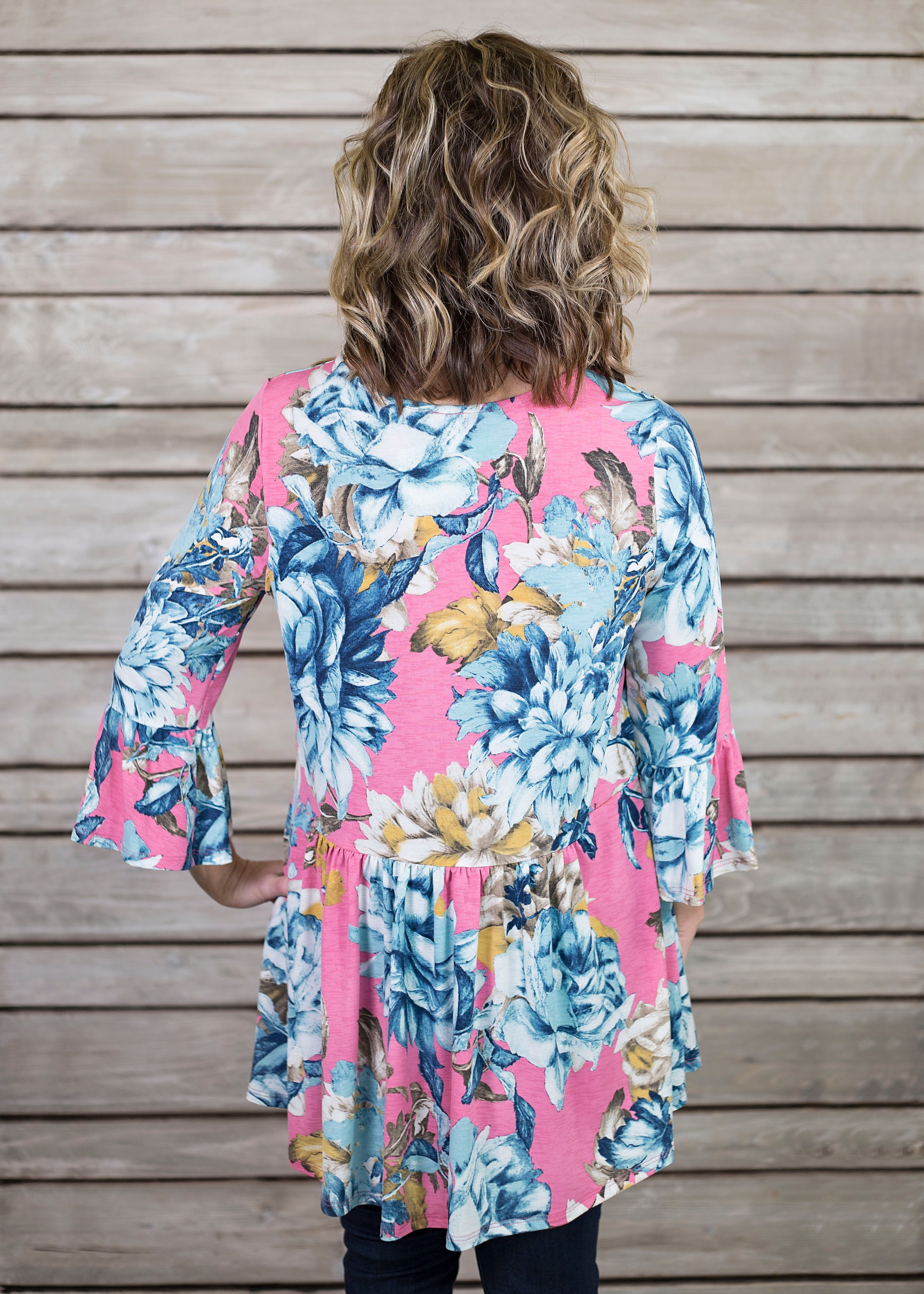 It's A Girl Thing Tunic