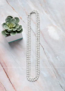 Essential Pearl Strand Necklace