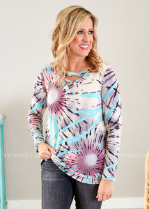 Friendly Flirtation Top