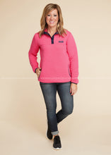 Load image into Gallery viewer, Elizabeth Pullover-PINK By Simply Southern - FINAL SALE
