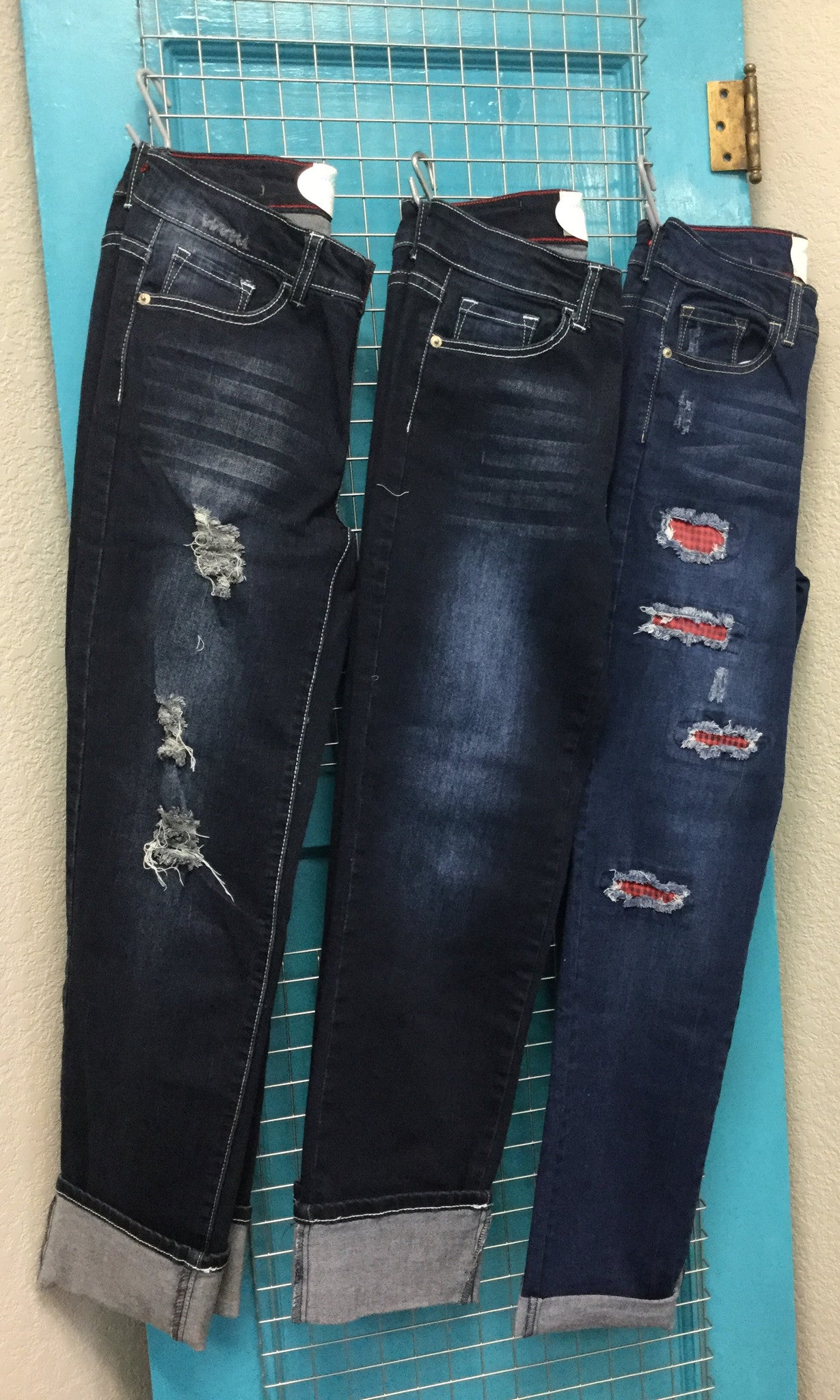 Harper Boyfriend Jean Size 6-24 (NOT DISTRESSED)