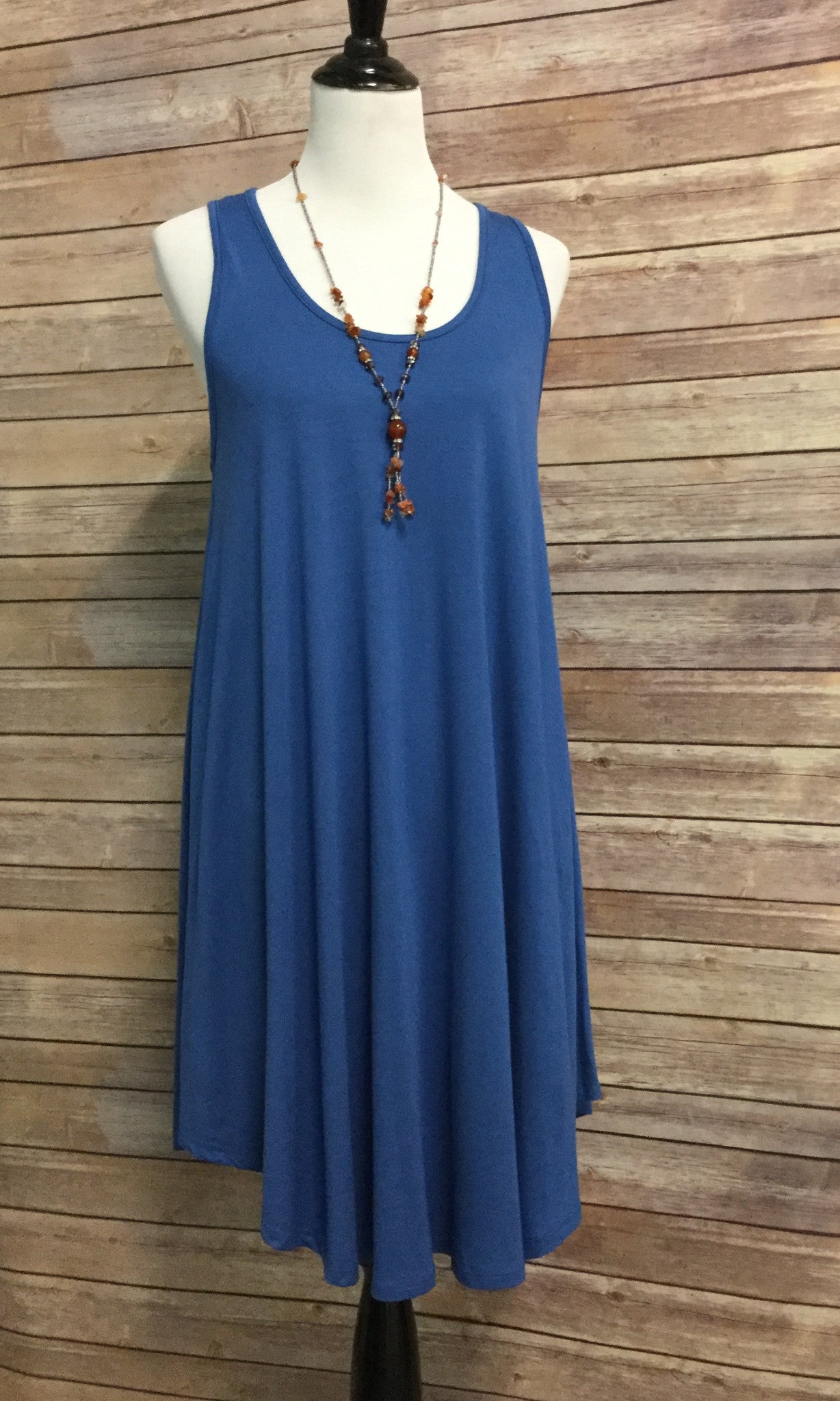 Easy Breezy Sleeveless Dress - SALE