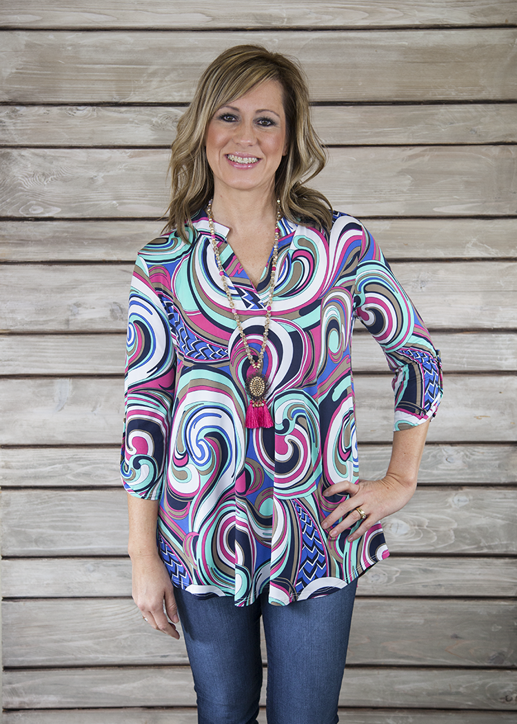 Outta Sight Tunic