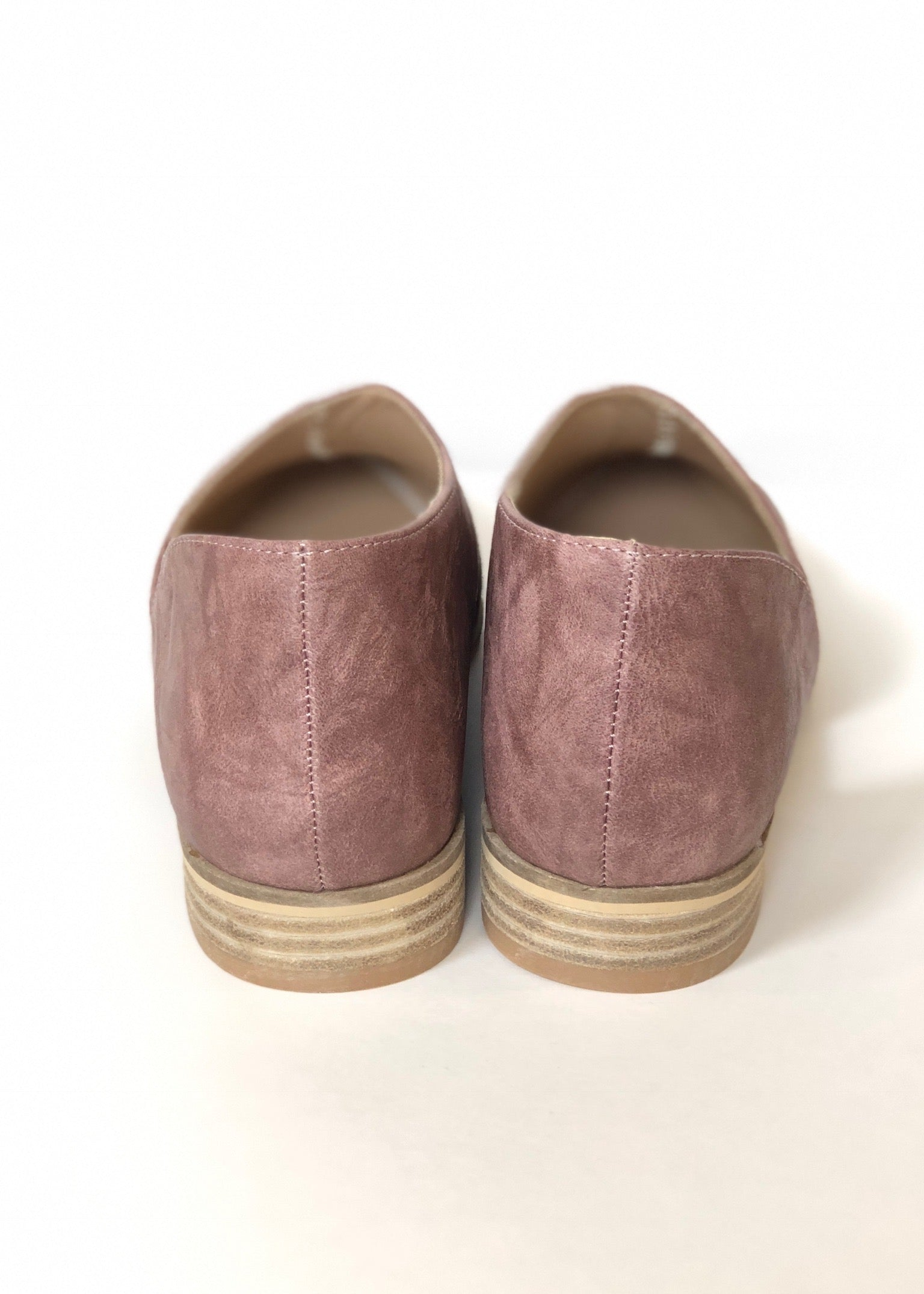 Carter Slip On Low Bootie - MAUVE - FINAL SALE