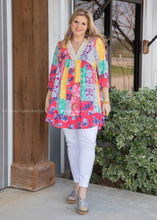Load image into Gallery viewer, Heart To Heart Tunic - FINAL SALE