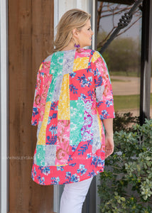 Heart To Heart Tunic - FINAL SALE