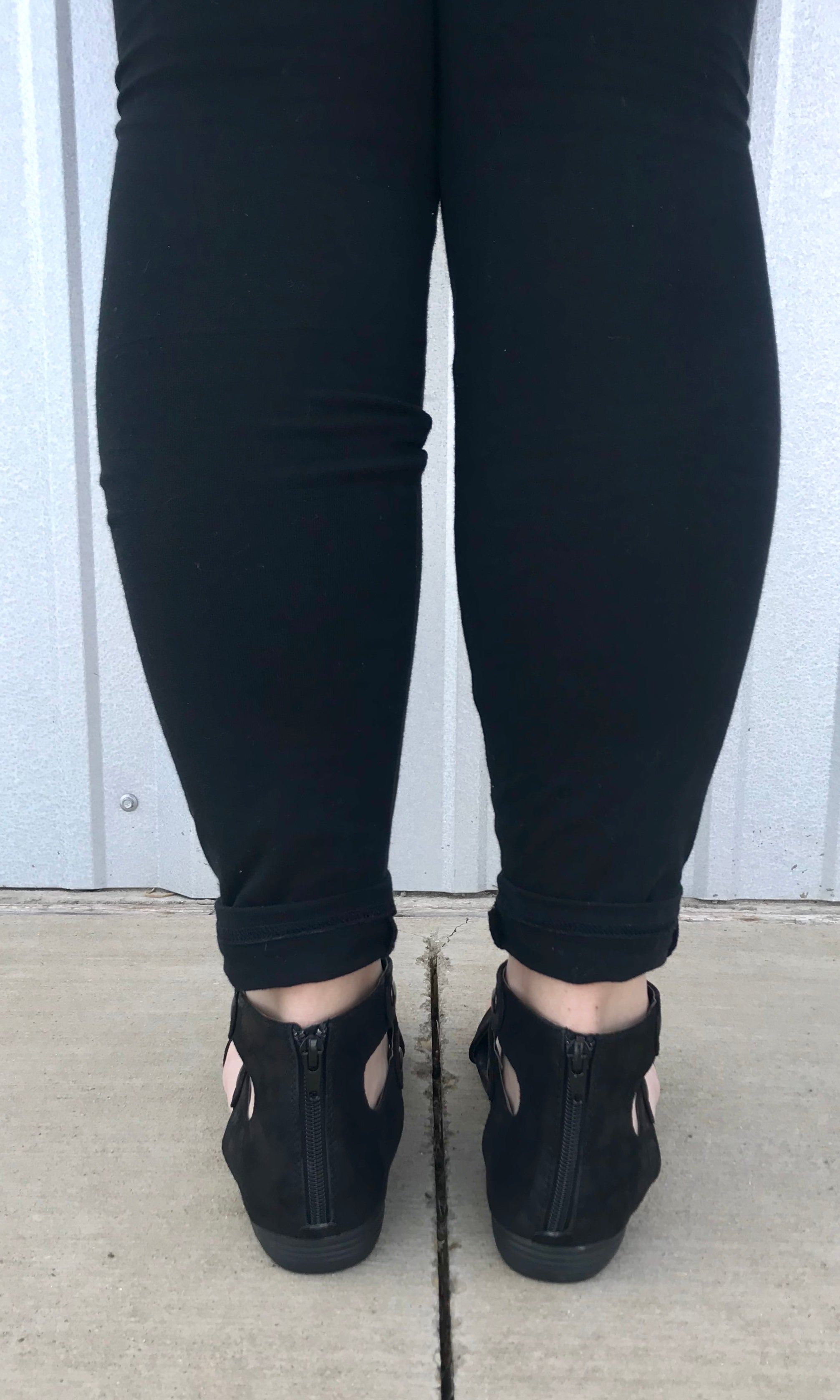 Amelia by Corkys-BLACK DISTRESSED