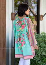 Load image into Gallery viewer, Spark Of Joy Tunic- MINT - FINAL SALE