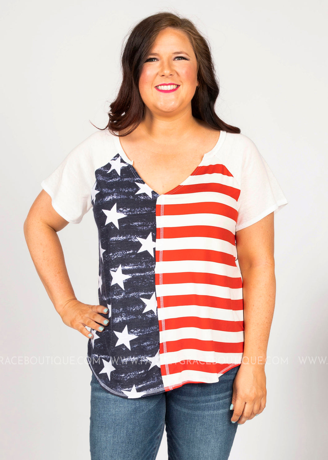 Freedom Top - FINAL SALE