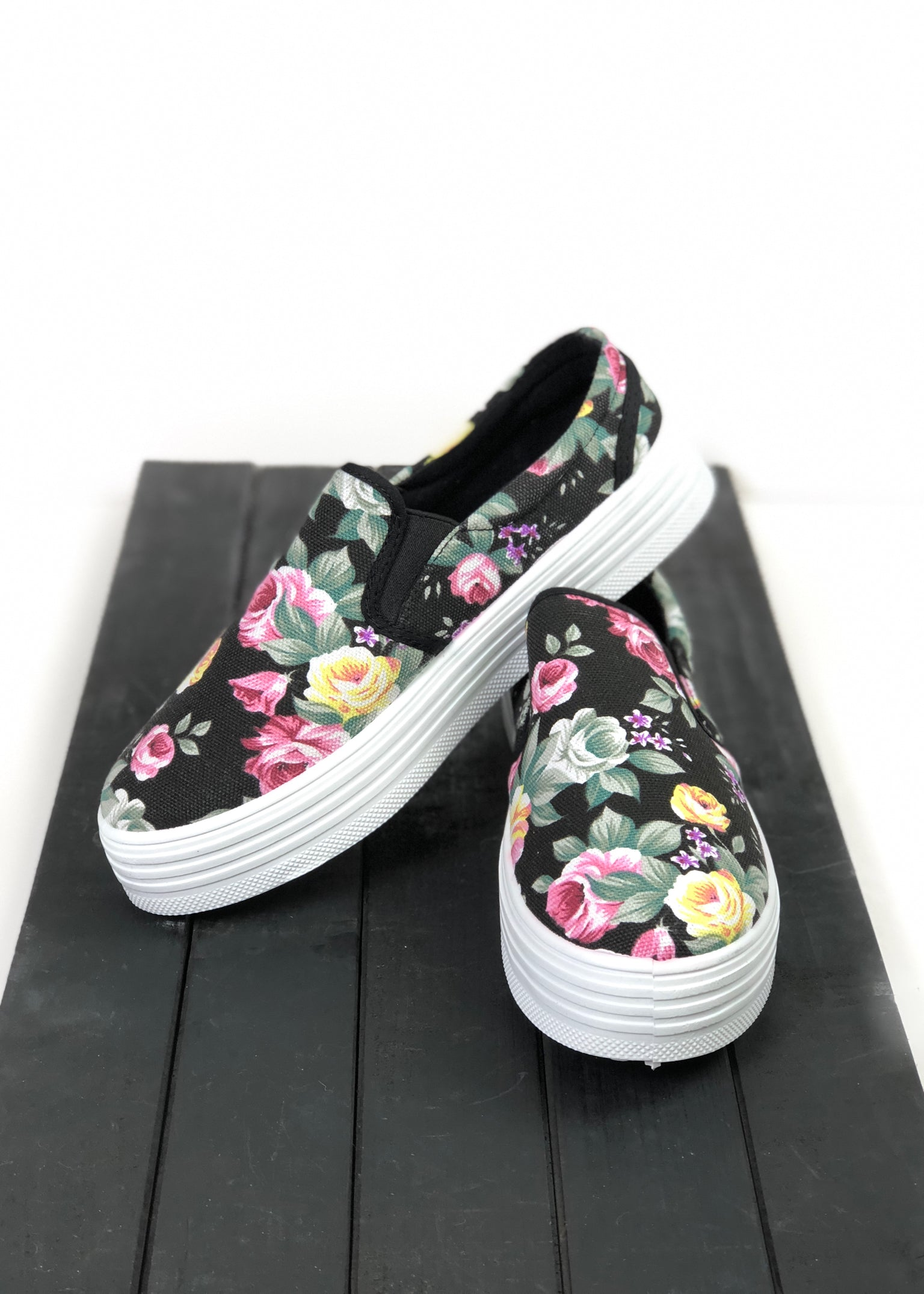 Spring Into Your Step Sneakers