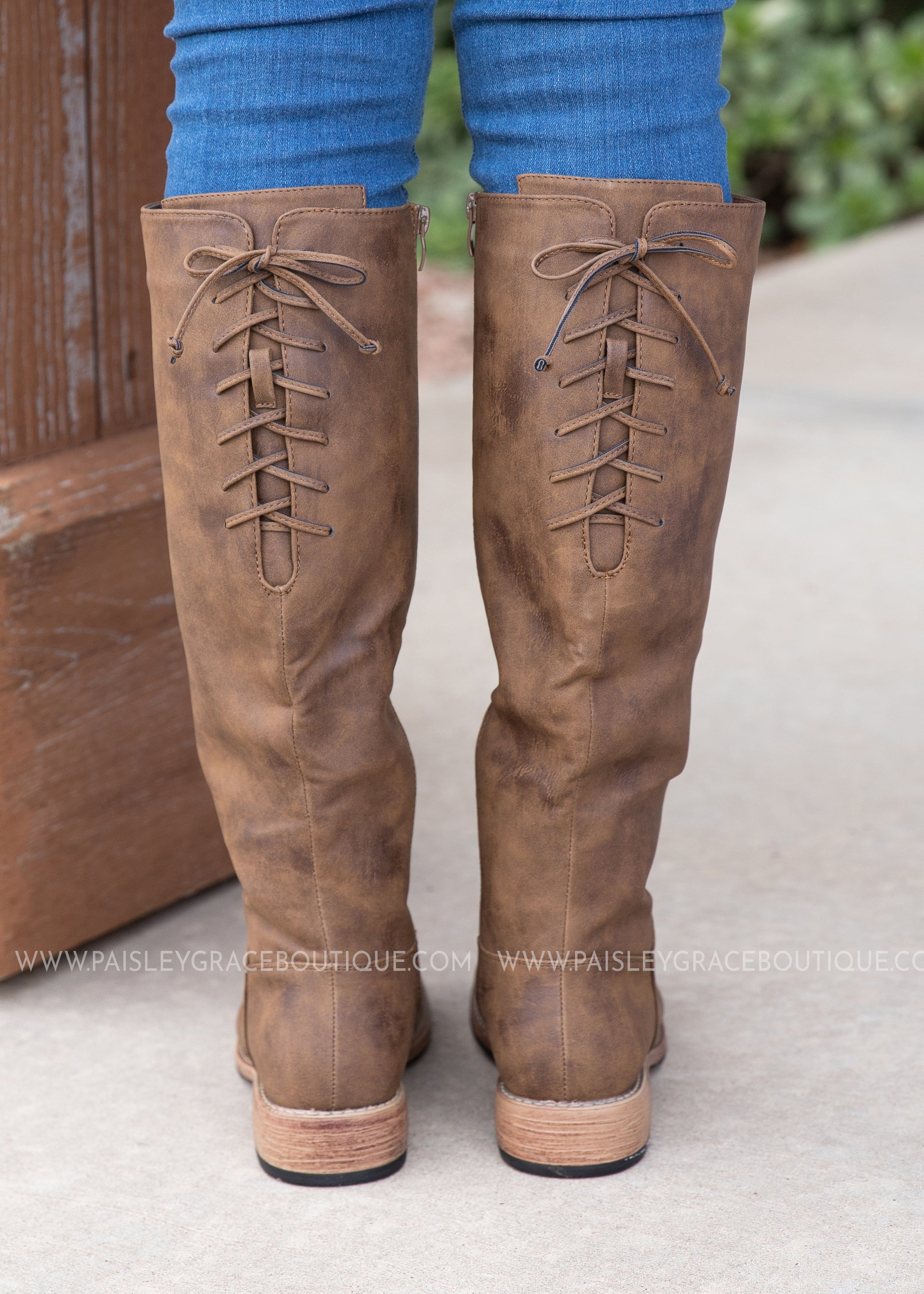 Ventura Boot by Corkys-BROWN DISTRESSED