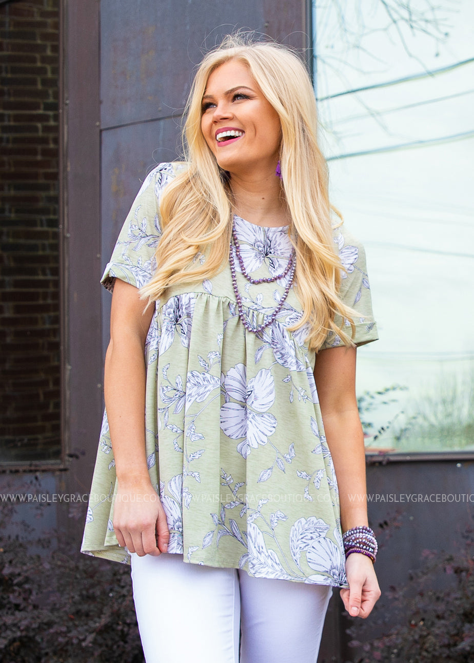 Joyful Grace Top
