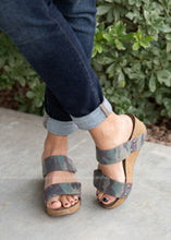 Load image into Gallery viewer, Dina Wedge by Corkys-CAMO