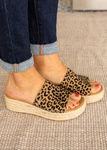 Load image into Gallery viewer, Lana Espadrille-LEOPARD