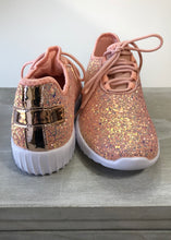 Load image into Gallery viewer, Starstruck Sneaker -  Just Peachy - FINAL SALE