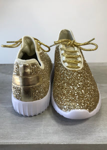 Starstruck Sneaker -  Gold Rush - FINAL SALE