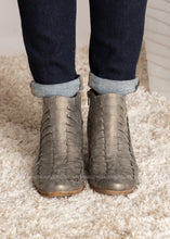 Load image into Gallery viewer, Isabel Bootie-GREY  - FINAL SALE