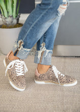 Load image into Gallery viewer, Lucia Espadrille Sneaker-CHEETAH  - FINAL SALE