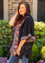 Load image into Gallery viewer, Flora Belle Kimono  - FINAL SALE